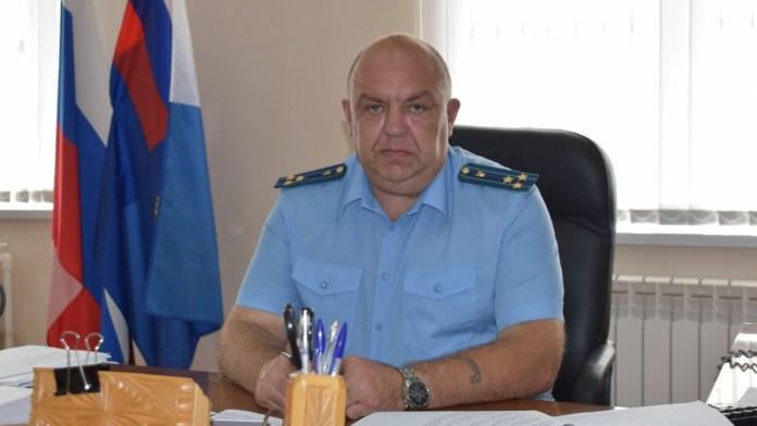 Прокурором Рязанского района назначили Валерия Шкаева