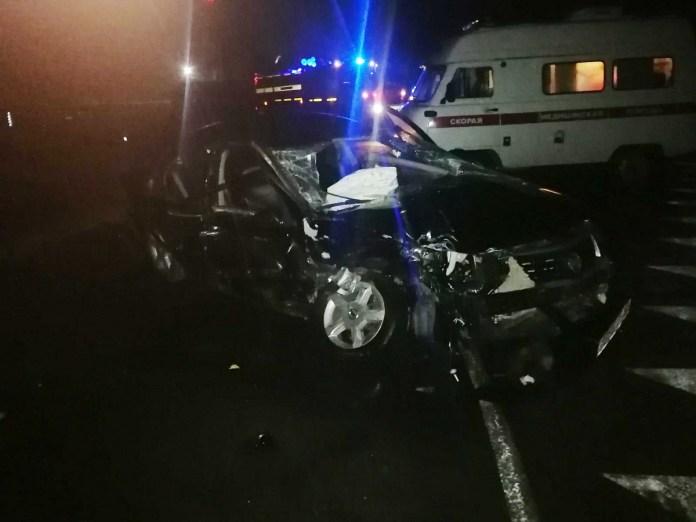 Шесть человек пострадали в ДТП в Пронском районе