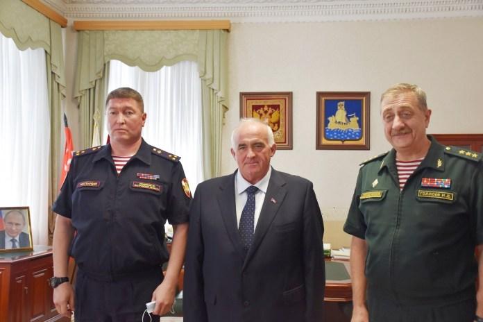 Новым начальником управления Росгвардии по Костромской области стал Виталий Колыжбаев