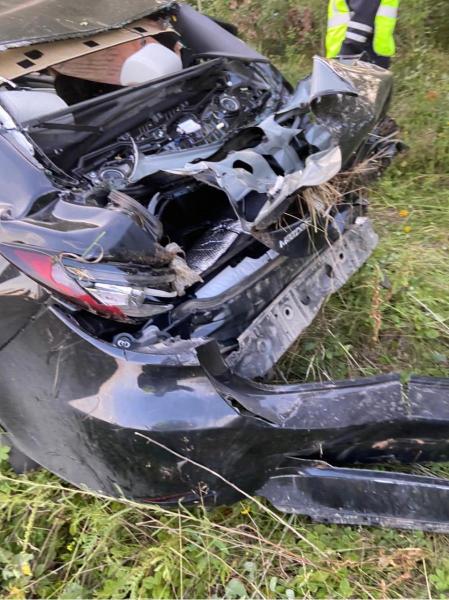 Стали известны подробности аварии, где погиб рязанский адвокат Олег Леонов