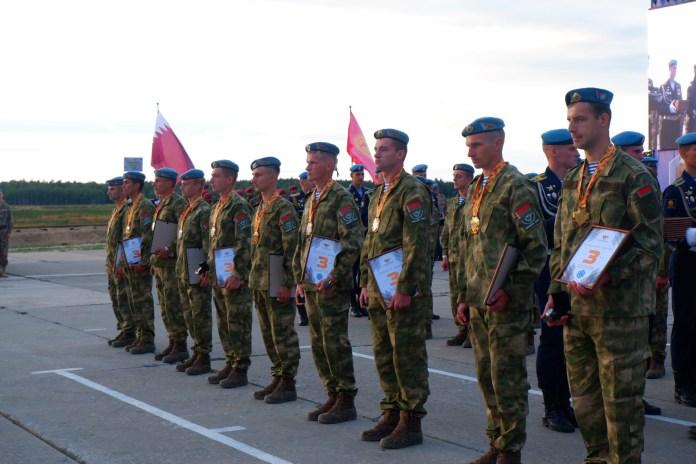 """В Рязани наградили победителей """"Армейских игр 2021"""""""
