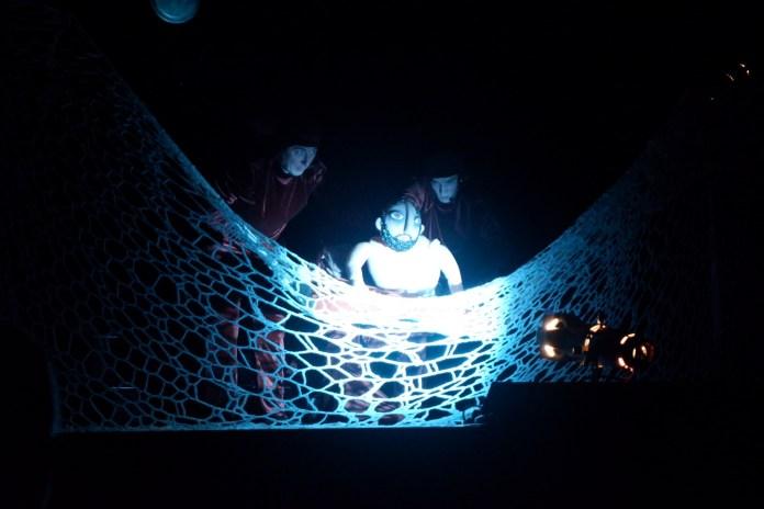 """Актеры из Дагестана на """"Рязанских смотринах"""" показали спекатакль """"Одиссей. Путь домой"""""""