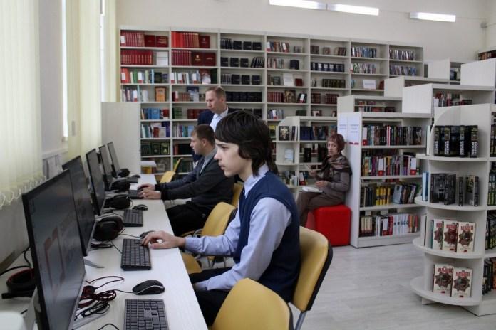 Елатомская библиотека открылась после ремонта
