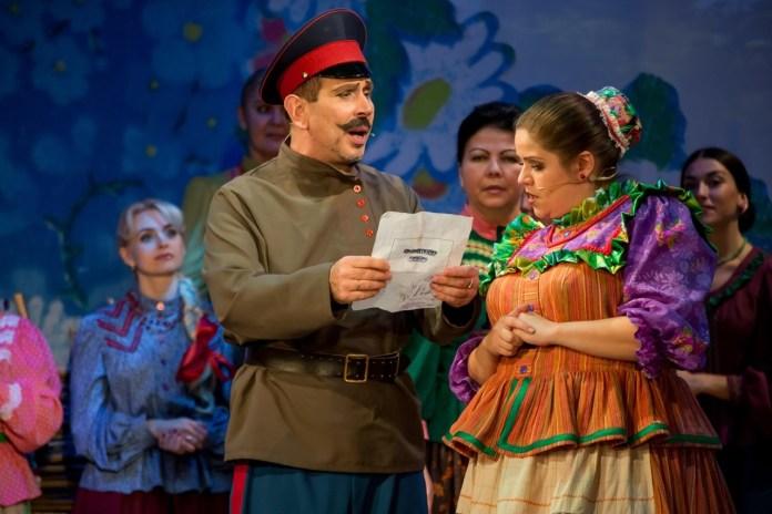 В новом сезоне музыкальный театр снова радует рязанцев любимыми постановками