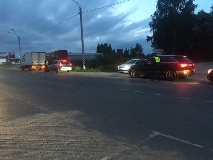 ГИБДД проводит массовые рейды в Рязанской области