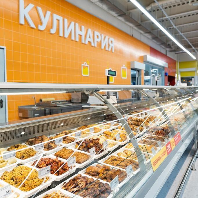 В декабре в рязанском ТРЦ «М5 Молл» откроется суперстор «Магнит Экстра»