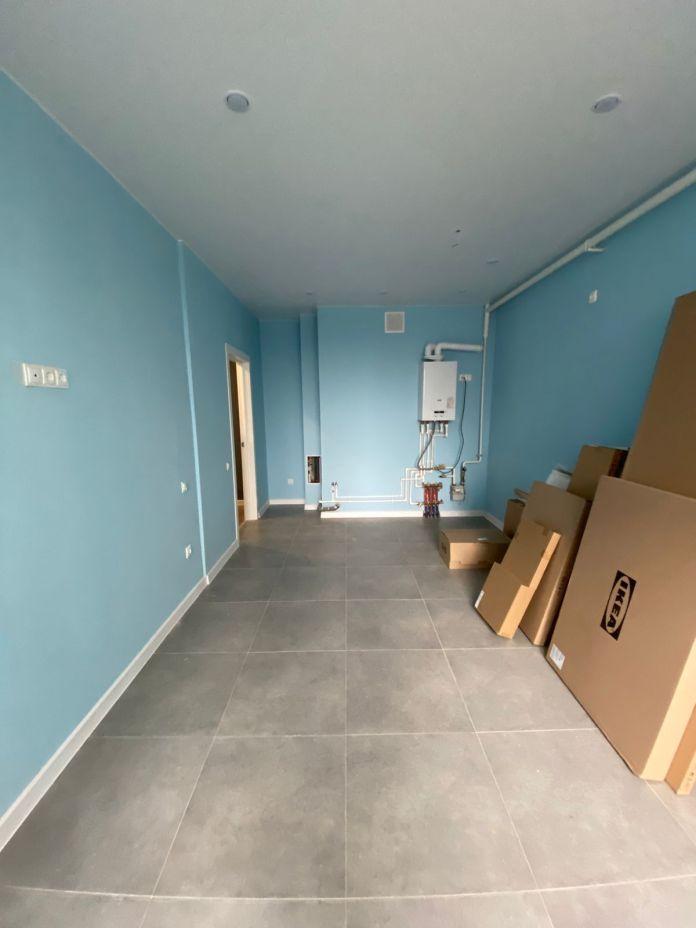Квартиры под ключ: первые фотоотчёты программы «Быстрый ремонт»в ЖК «Еврокласс-1»