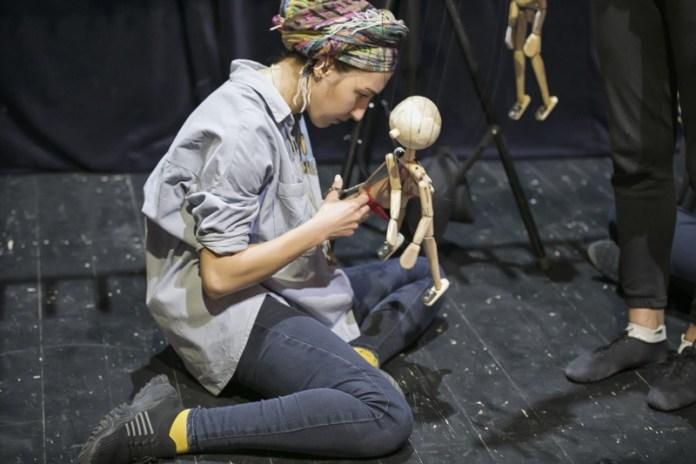 В Рязанском театре кукол начала работу Международная творческая школа-лаборатория «Луна для всех одна»