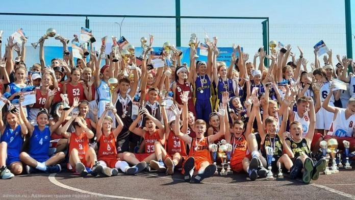 Рязанские баскетболисты «Единства» завоевали два призовых места на турнире в Анапе