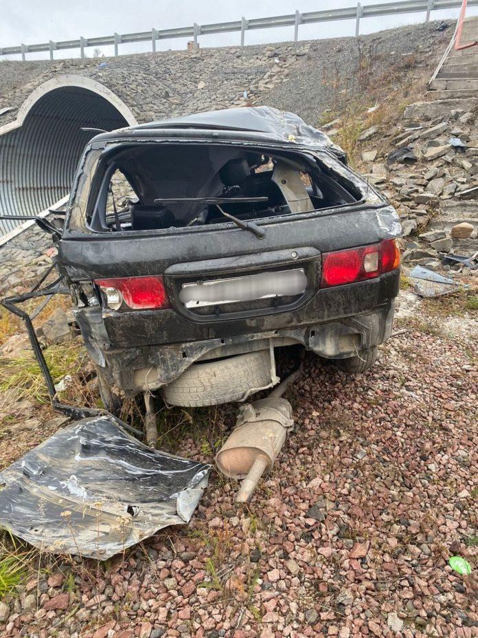 В жестком ДТП в Якутии погибли три человека
