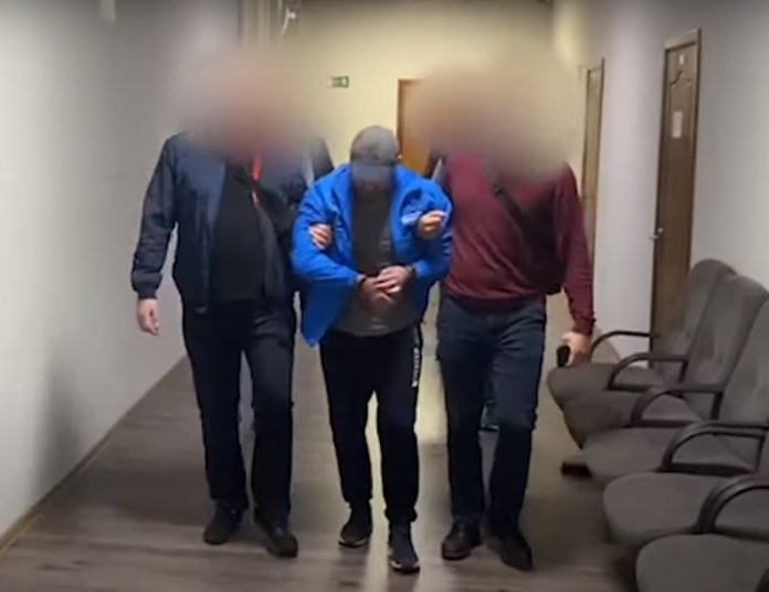 СК опубликовал ролик с допросом Мавриди, сбежавшего из истринского ИВС