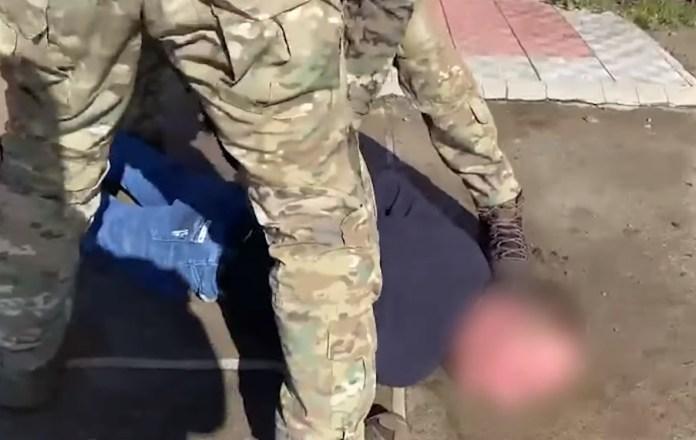 В Сети появилось видео задержания Забайкальской ОПГ
