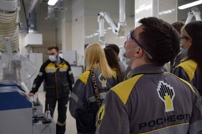 Рязанская НПК провела экопросветительский открытый урок для студентов