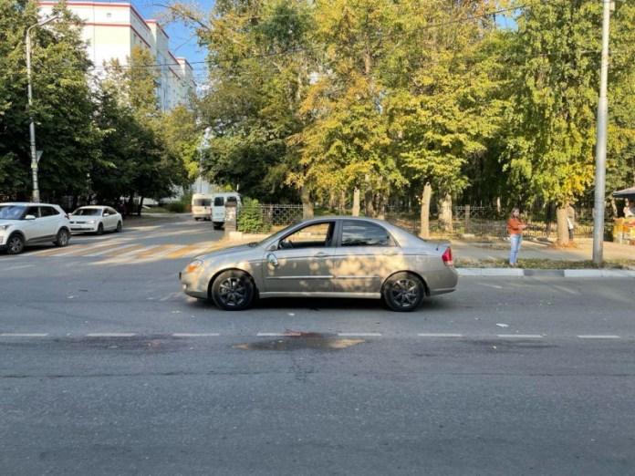На улице Октябрьской в Рязани «Киа» сбил 9-летнюю девочку