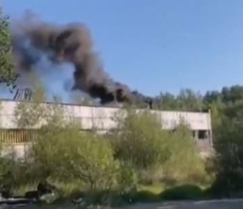 В Хабаровске незаконно сжигают медицинские отходы