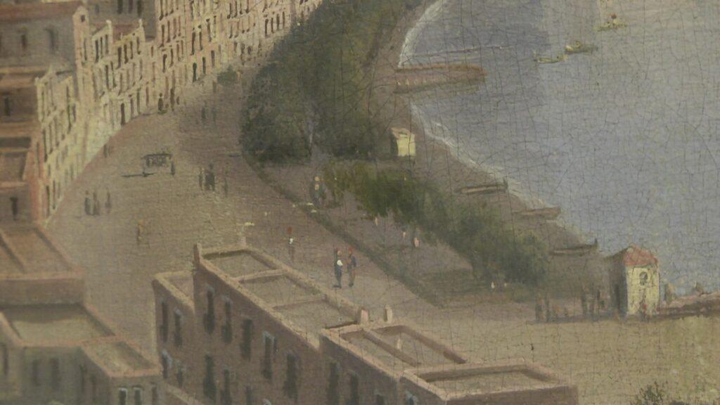 «Вид на Неаполь» покидает Рязанский художественный музей до февраля 2022 года
