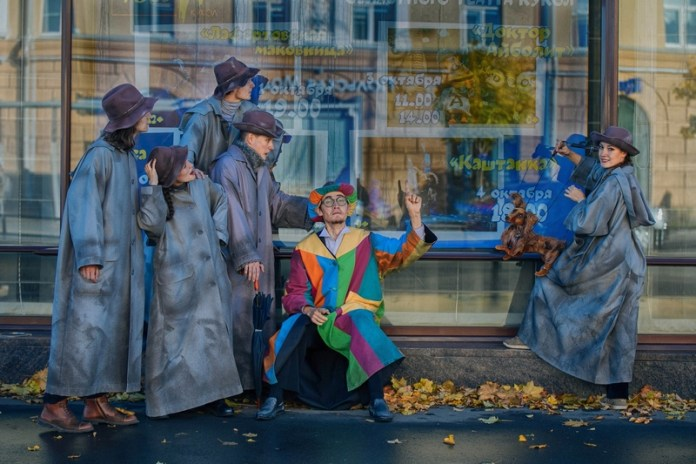Рязанский театр кукол побывал с гастролями в Петрозаводске