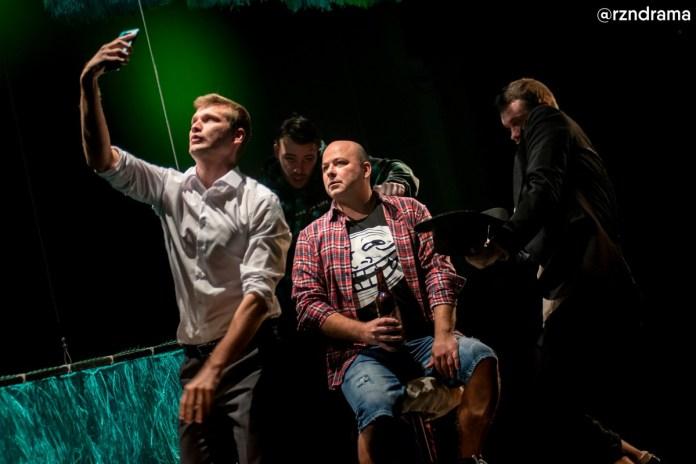 Театр драмы покажет пьесу рязанского драматурга «Я танцую как дебил»