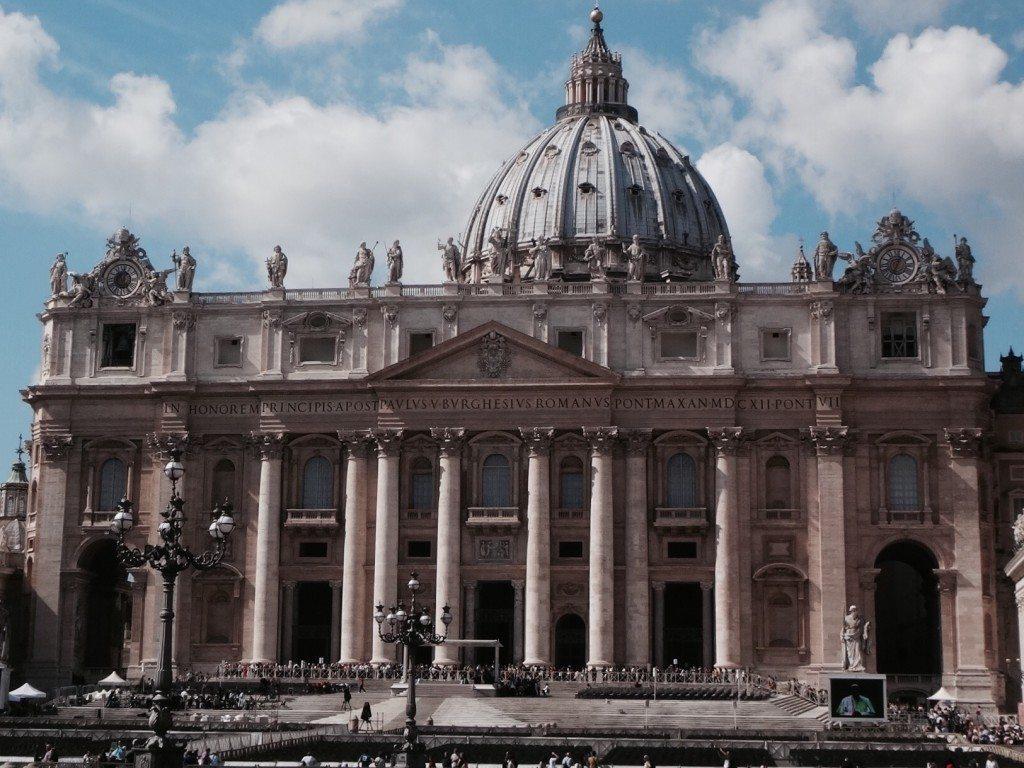 vatikan besuchen