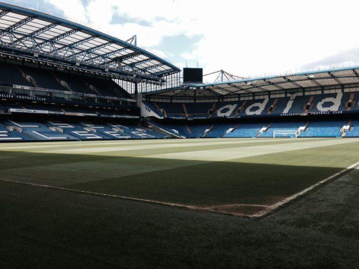 Die Ruhe vor dem Sturm bei Chelsea FC.