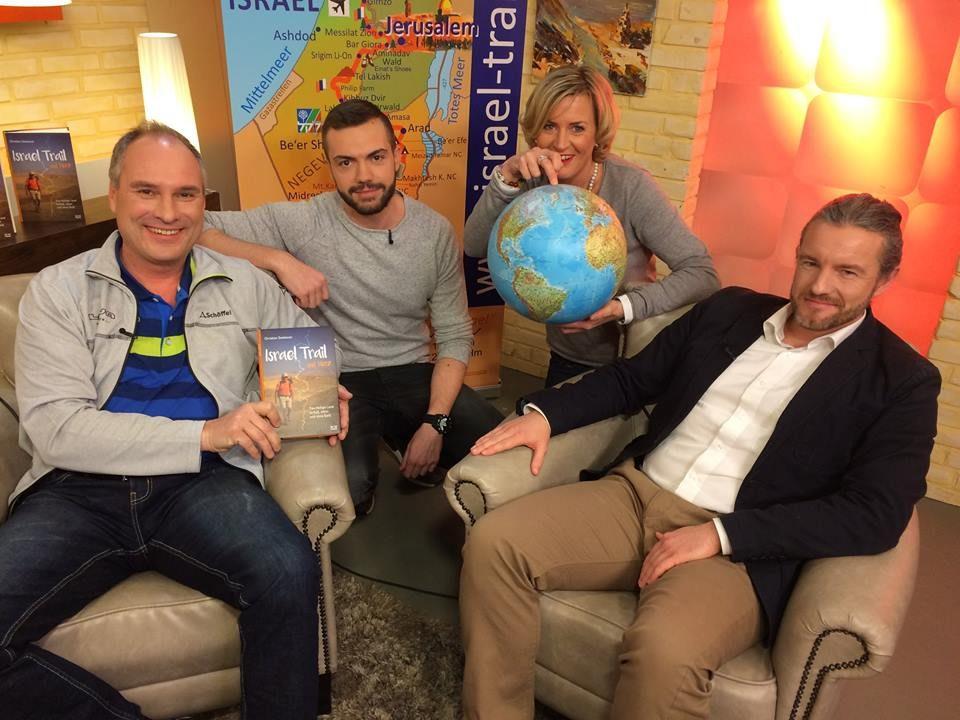 Reiseblogger im TV