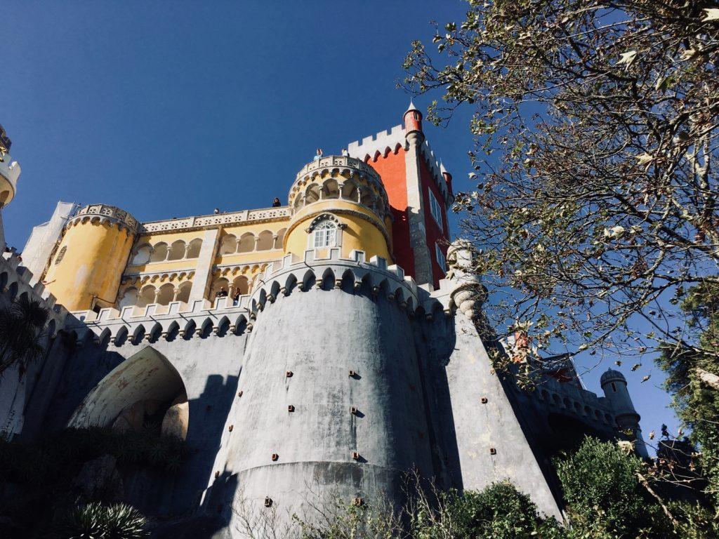 Sintra Schloss