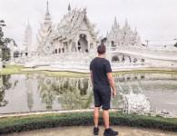 Weisser Tempel in Chiang Rai: Tagesausflug zum Wat Rong Khun