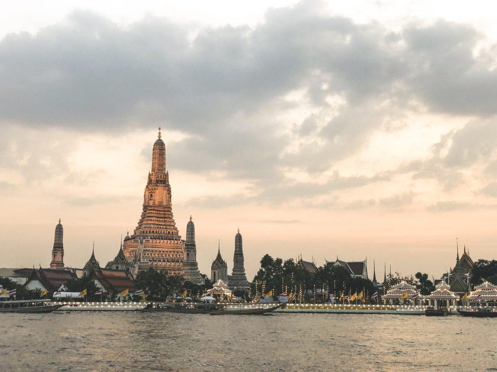Wat Arun Tempel Bangkok