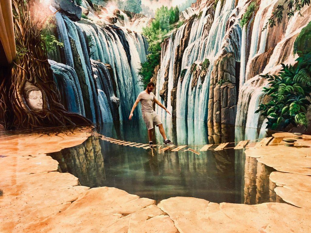 Chiang Mai Thailand 3D Museum Art in Paradise