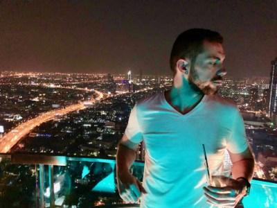 Hangover Bar in Bangkok: Enttäuschung in der Lebua Sky Bar