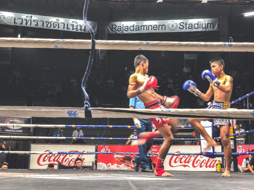 muay thai thaibox bangkok thailand
