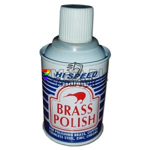 Kiwi Brass Polish 100ml