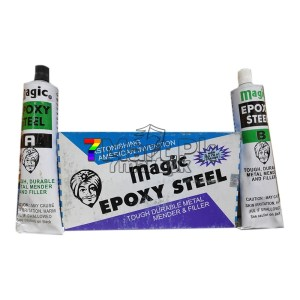 Magic® Epoxy Steel