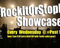 #RockItOrStopIt Showcase