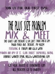 The Plus Size Problem