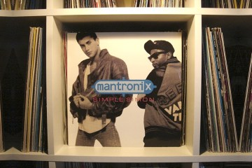 Mantronix 1987 - Кто это? - Who Is It