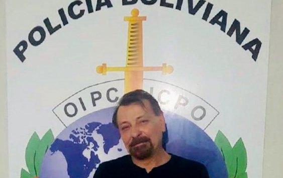 Battisti deve ser levado diretamente da Bolívia para a Itália