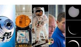 Calendário astronômico 2019: eclipses, missões e 50 anos do homem na Lua