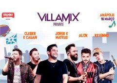 O Villa Mix Festival é o maior festival de música do pais.