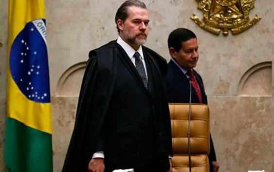 MBL quer impeachment de Toffoli por interferir na eleição do Senado