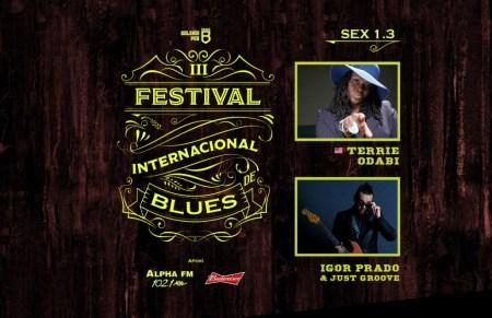 III FESTIVAL INTERNACIONAL DE BLUES – DIA 2