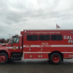 Cal Fire - Crew Transport Units (4)
