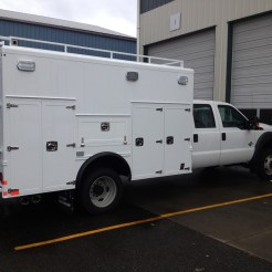 Shasta County Sheriff Bomb Squad