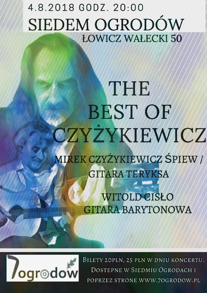 Koncert Czyzykiewicz