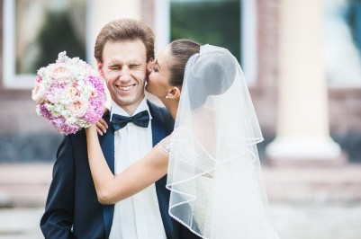 Букет невесты в нежной гамме