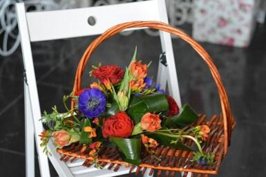Цветы для мамы в подарок