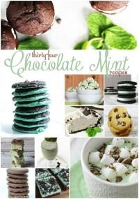 chocolate mint day