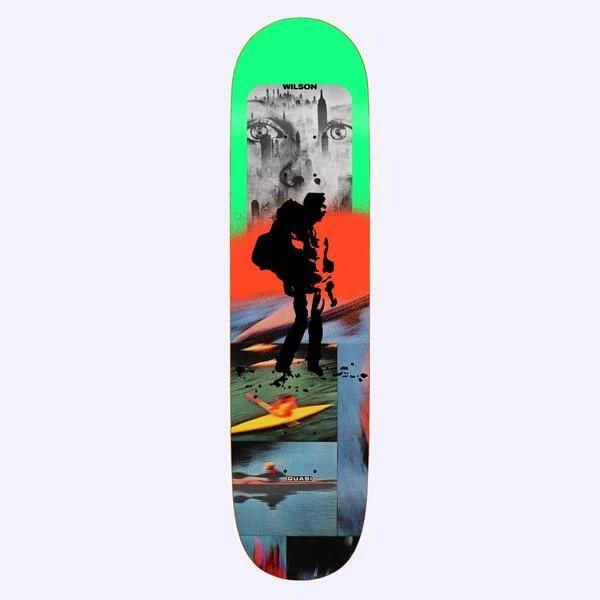 "Quasi Skateboards Urbex Deck - 8.5"" x 32.125"""