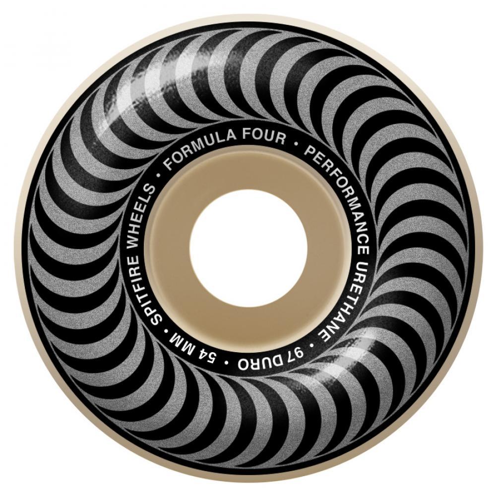 Spitfire Wheels Formula Four Classics 97 Natural - 54 MM