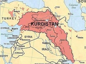 Image result for greater Kurdistan